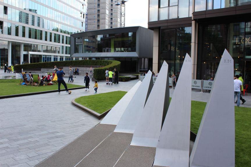 London, deine Kanäle – Merchant Square und LittleVenice