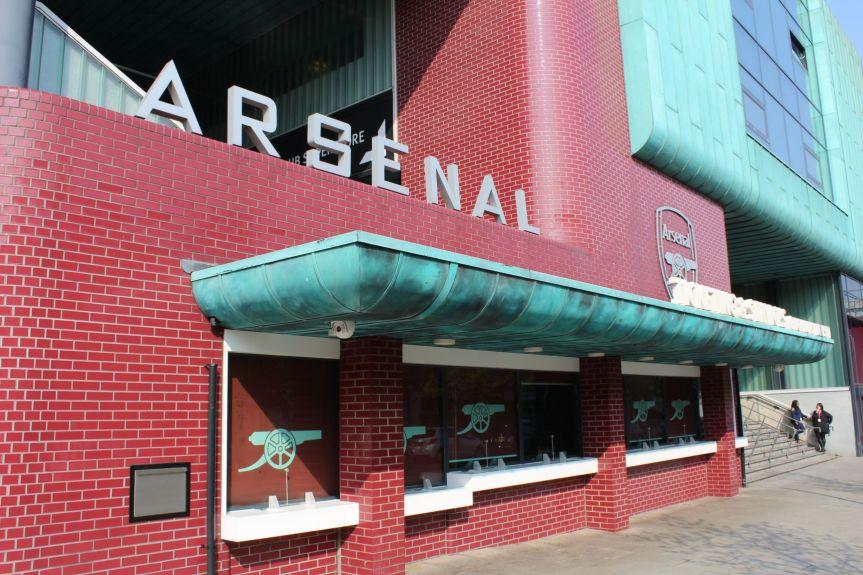 Ein Blick hinter die Kulissen: FC Arsenal Emirates Stadium –Tour